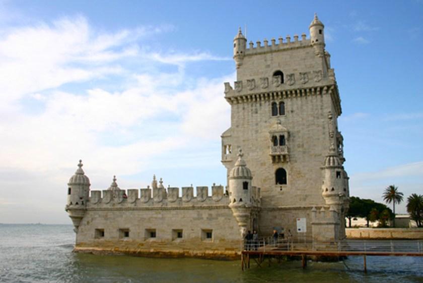 Visit Lisbon Top 5 Sights Torre de Belém