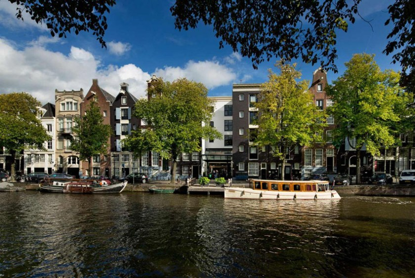 Luxury in Amsterdam Hotel Pulitzer 4