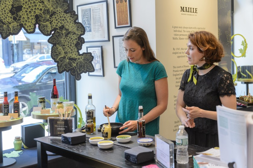 Bastille Day NYC Maille Boutique 1