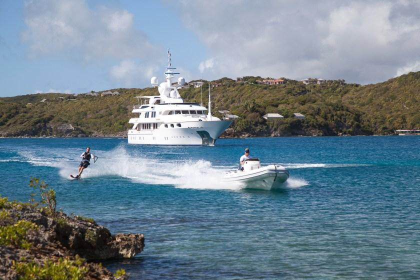 Superyacht Charter - My Starfire