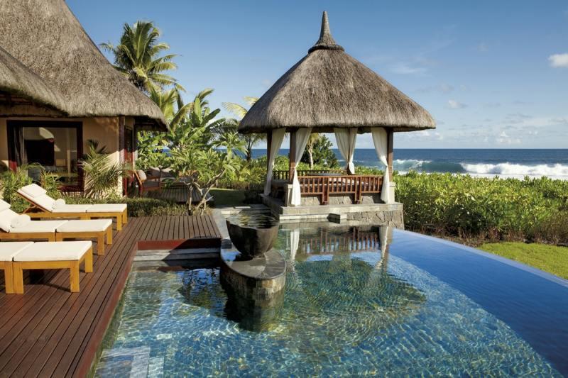 luxury yoga retreat - shanti maurice