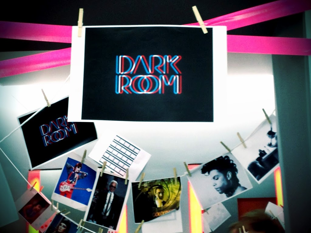 The Dark Room at the luxelab Atelier