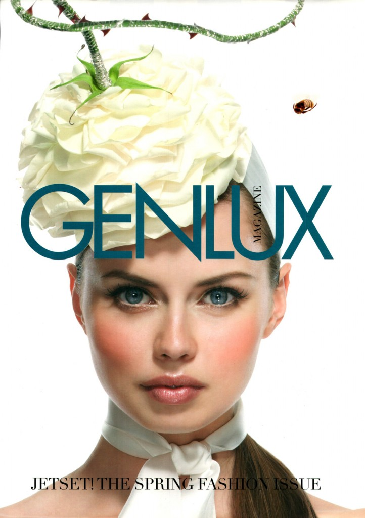 Genlux Blonde-Aid Cover