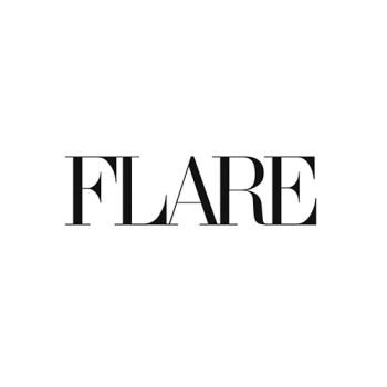 Flare Magazine Blonde-Aid