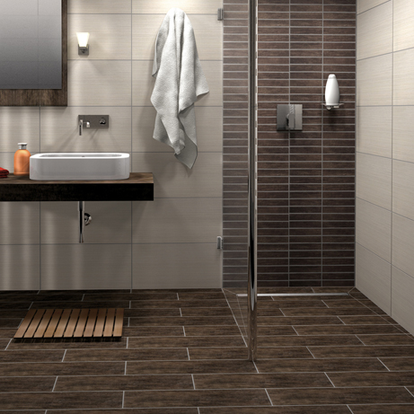 flush with the floor shower bases for