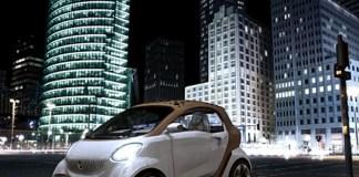 OLED automobile