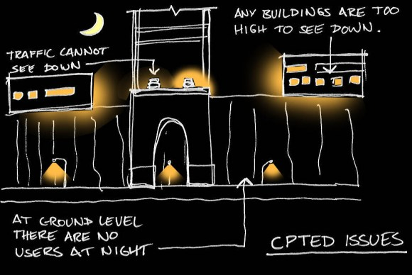 CPTED Social Lighting