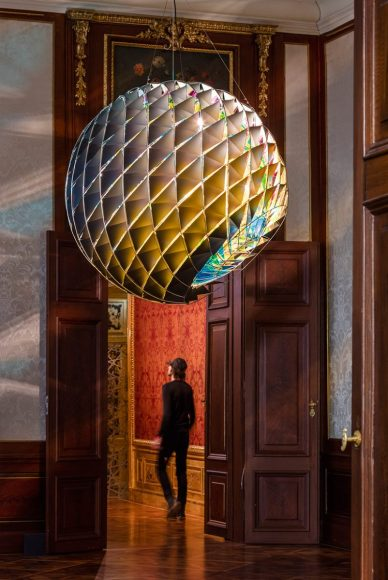 Olafur Eliasson Baroque Baroque new berlin sphere