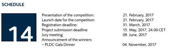 prize PLC Professional Lighting Design Convention