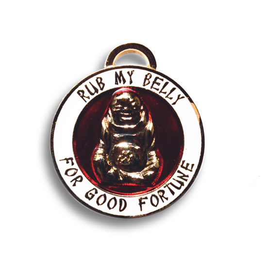 Pendant Lucky Buddha