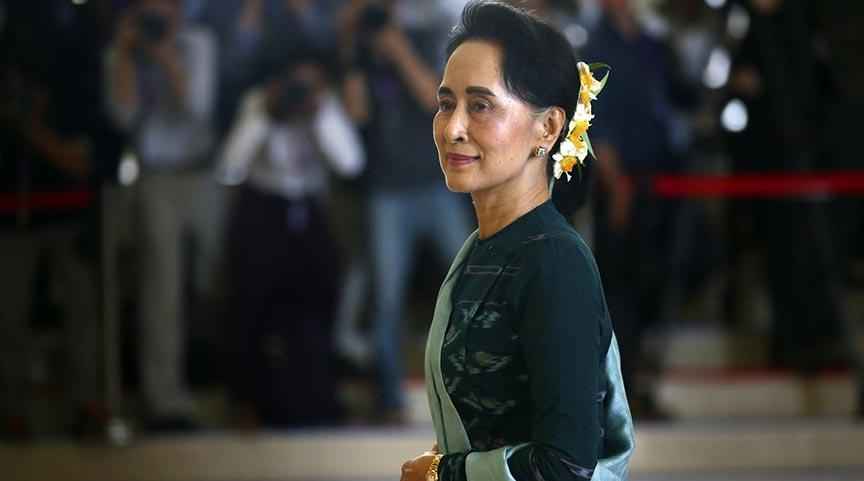 Les Rohingyas sont