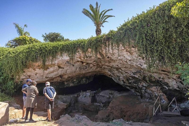 مغارة مغربية تكشف أقدم حلي في تاريخ البشرية
