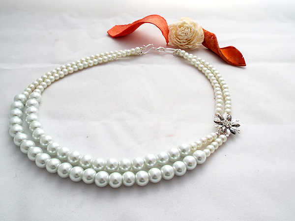 Bridal Pearls, Wedding Jewellery