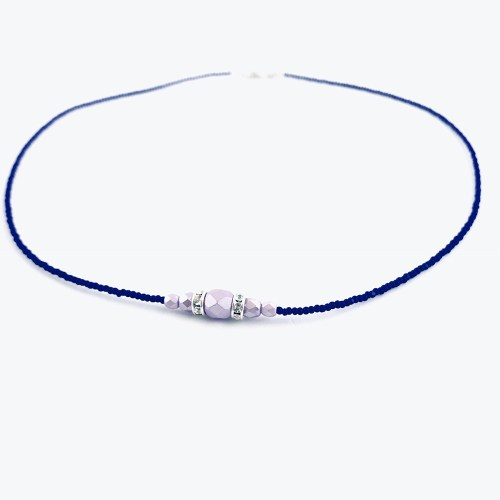 Crystal necklace online gifts for her uk
