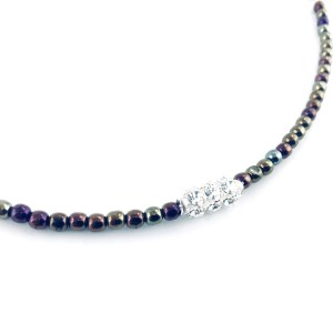 Druk crystal necklace online uk