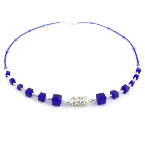 Cube Crystal jewellery online uk
