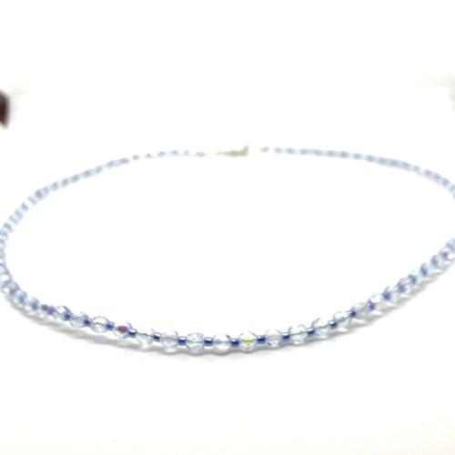 Czech Crystal necklace online uk