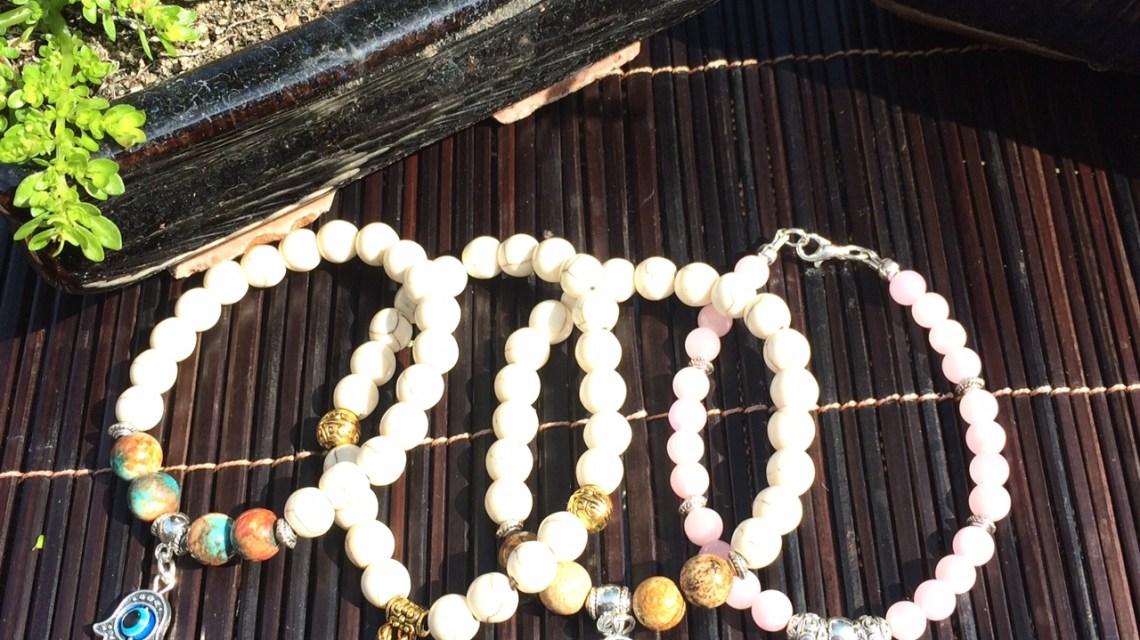 Fashion gemstone bracelets online