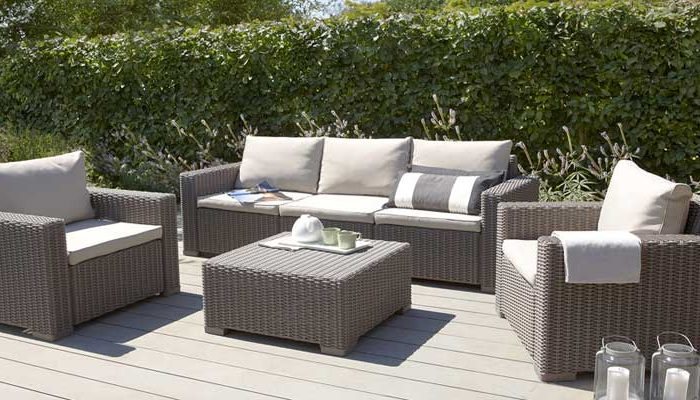 Using Wicker Furniture for Your Outdoor Space | Lux Living ... on Outdoor Living Wicker  id=74591