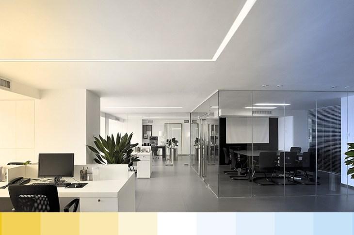 tunable white led lighting