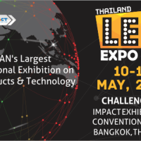 LED Expo Thailand : 10-12 May 2018