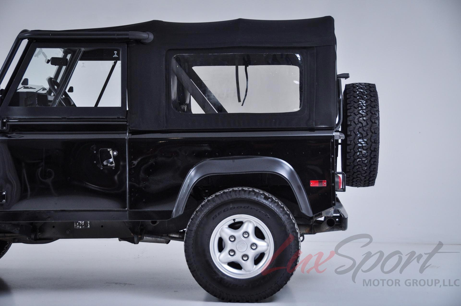 1997 Land Rover Defender 90 Open Top Stock for sale near