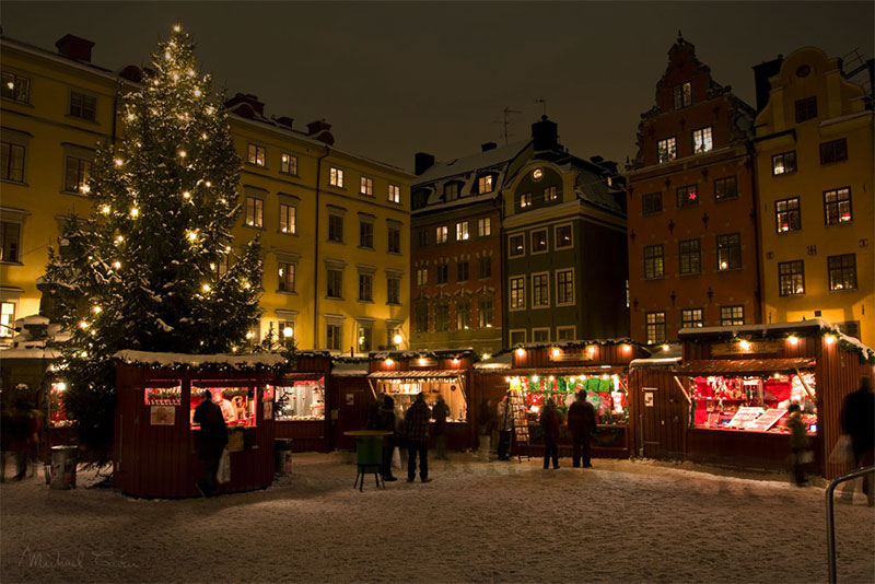 Stockholm Christmas Markets Guide 2016