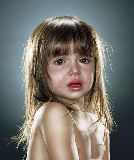 jill greenberg ou l art de faire pleurer les enfants