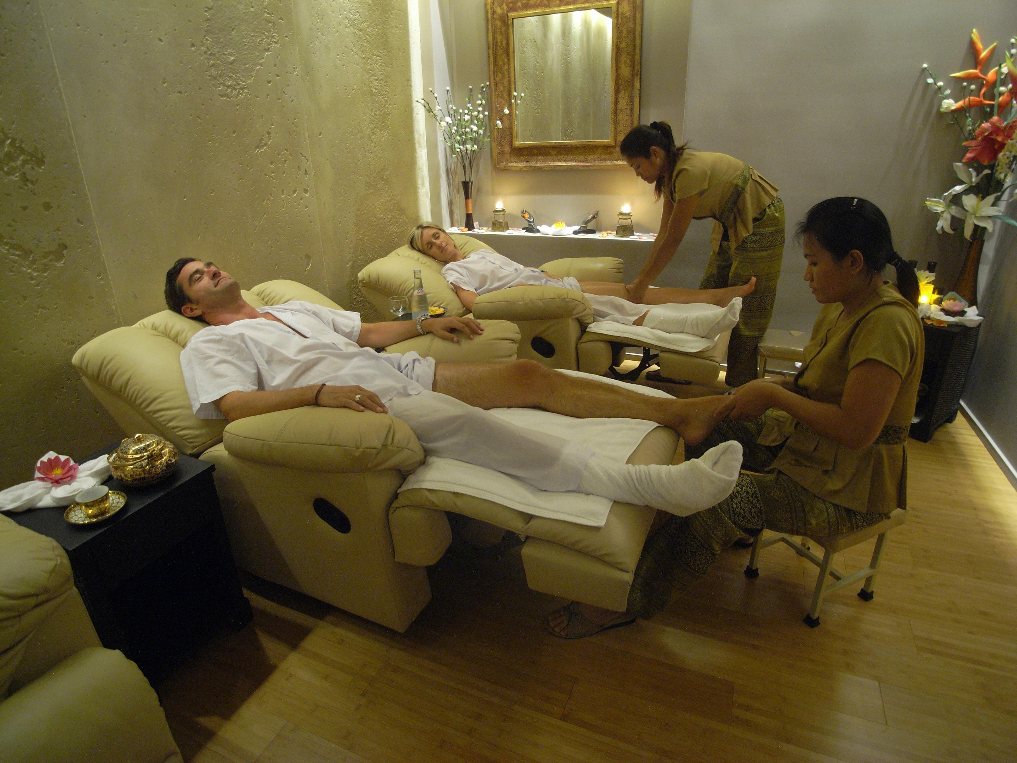 massage gärdet sabai spa
