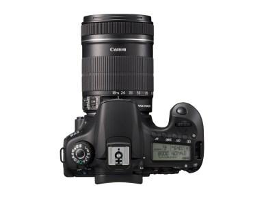 EOS 60D w EF-S 18-135mm TOP