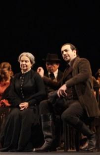 Elena Zilio (Mamma Lucia), Claudio Sgura (Alfio)