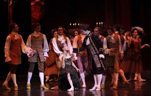 Manon Sylvie Guillem, Bryan Hewison e il Corpo di Ballo IMG_1720