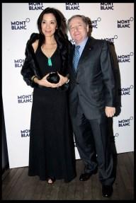 Michelle Yeoh et Jean Todt