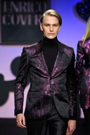 Milano january 17,2012 Man fashion week Aut/Win 2012/13
