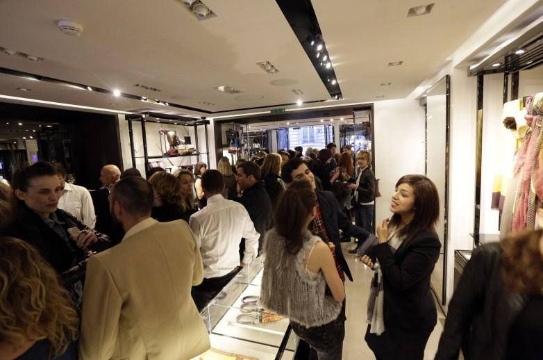 Burberry Eyewear event in Paris0007