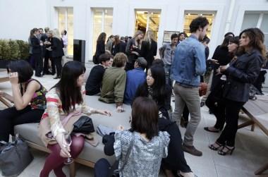 Burberry Eyewear event in Paris0009
