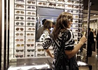 Burberry Eyewear event in Paris0010