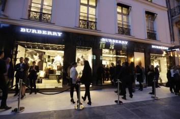 Burberry Eyewear event in Paris0011