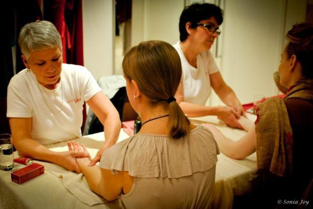 ESCADA-massages weleda