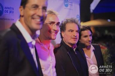 Nicolas Raimbault, Adrien Mattenet, Raphael Mezrahi