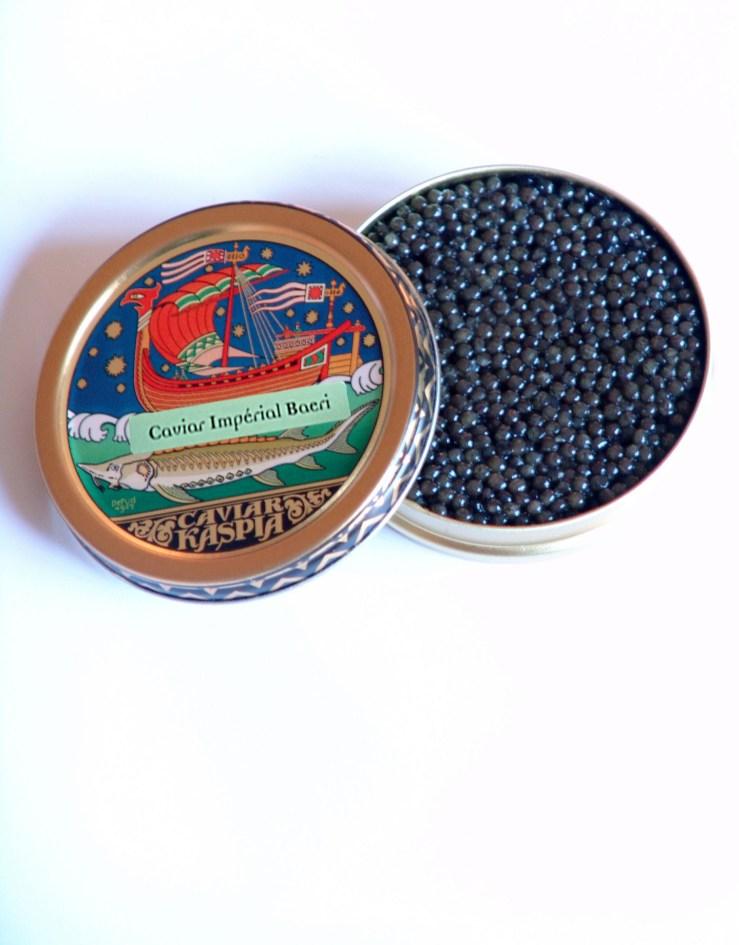 Caviar Imperial Baeri