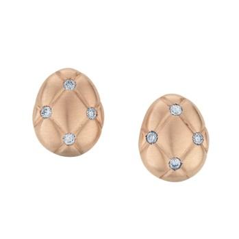 Oeuf Matelassé Earrings