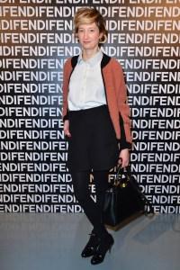 Alba Rohrwacher @ FENDI FW 13-14 Fashion Show