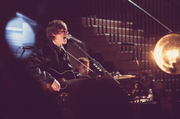 Burberry Acoustic presents Jake Bugg Live at 121 Regent Street, London-3