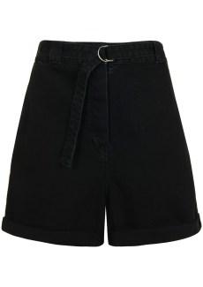 jw denim shorts