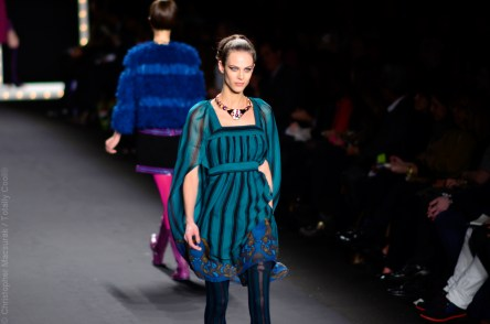 Anna Sui Fall Winter 2013-14