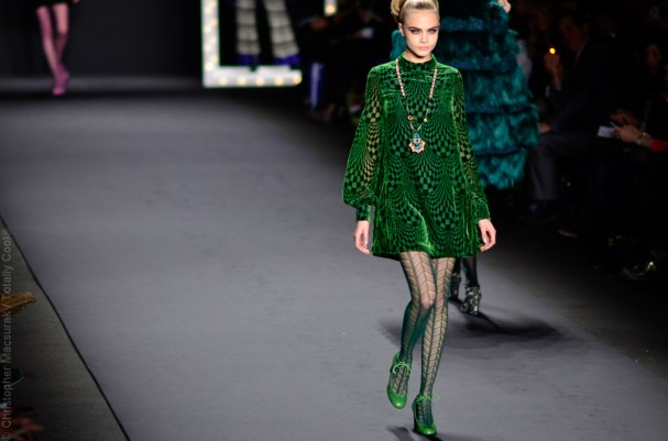 Anna Sui Fall Winter 2013-4