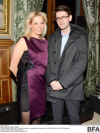 NADJA SWAROVSKI Hosts Cocktail Reception to Celebrate the Opening of the PARIS HAUTE COUTURE Exhibition