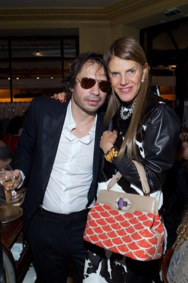 Bulgari_Olivier Zahm & Anna Della Russo_Paris_March 3rd 2013 @David Atlan