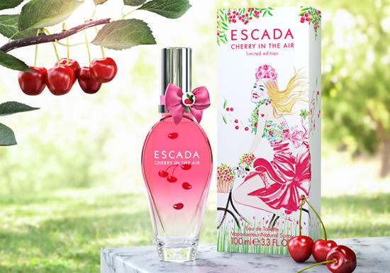 Cherry-escada